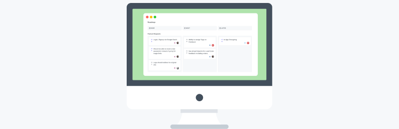 Rapidr's interface